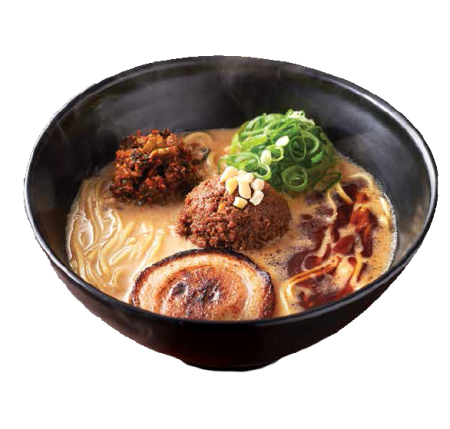 Pork  Chicken Tantanmen New